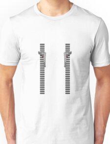 NES Zapper Leggings by Jango Snow Unisex T-Shirt