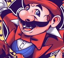 Video Game Circus Sticker