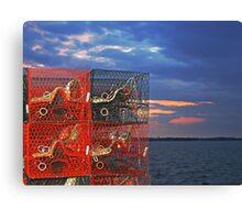 Sky Pots Canvas Print