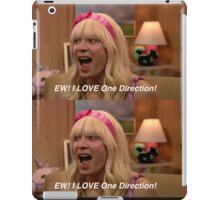 EW! One Direction iPad Case/Skin