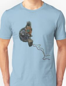Urban Combat Squirrel Upgrade T-Shirt