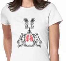 human behaviour Womens Fitted T-Shirt