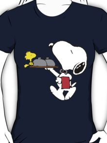 Snoopy Bellboy T-Shirt