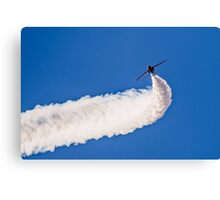 Synchro Leader Canvas Print