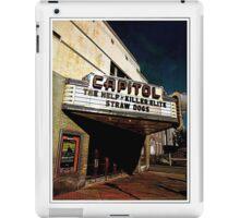 capitol iPad Case/Skin
