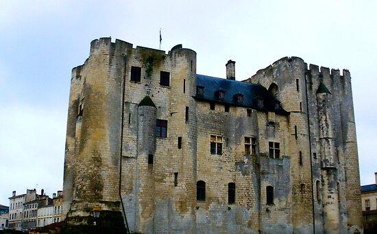 Donjon de Niort by Pamela Jayne Smith