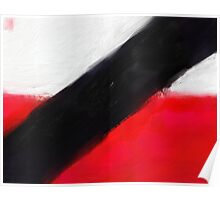 RED WHITE AND BLACK(C2010) Poster