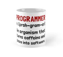 Programmer Definition Mug