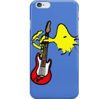 Woodstock Rocker iPhone Case/Skin