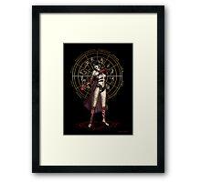 Heart Breaker Framed Print