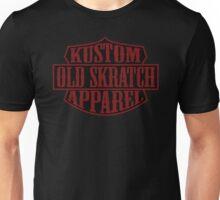 Old Skratch Kustom Apparel Shield Unisex T-Shirt