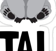 Totally Koalafied Sticker