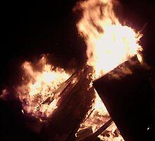 Bonfire... by JP Maloney