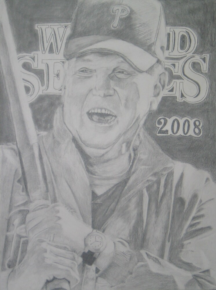 charlie manuel by billy fitzgerald