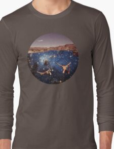 Dive In Long Sleeve T-Shirt