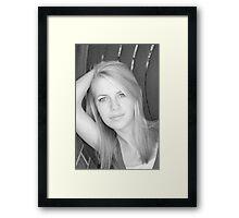 Sr. Pic Framed Print