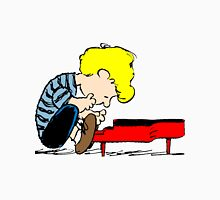 Schroeder on piano Peanuts T-Shirt