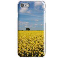 Oxfordshire Fields iPhone Case/Skin