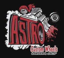 Astro Wheels Kids Clothes