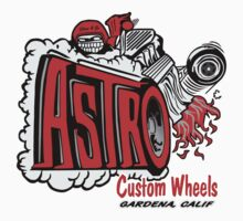 Astro Wheels One Piece - Short Sleeve