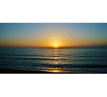 A Grecian Sunset Photographic Print