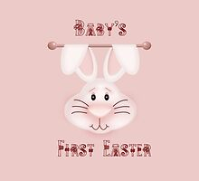 Baby Girl's  First Easter by Vickie Emms