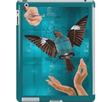 Until All Cages are Empty iPad Case/Skin