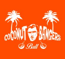 Coconut Bangers Ball by Wesley Guidera