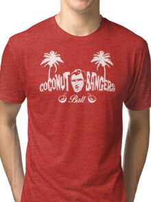 Coconut Bangers Ball Tri-blend T-Shirt