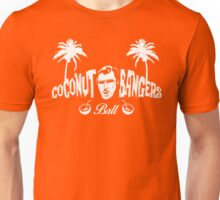 Coconut Bangers Ball Unisex T-Shirt