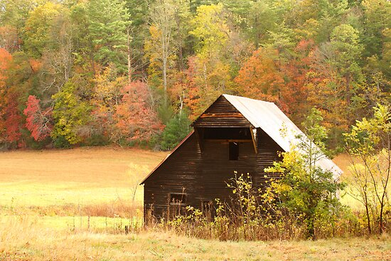 This Old Barn by Gary L   Suddath