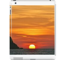 Another Grecian Sunset iPad Case/Skin