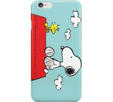 Snoopy and Woodstock Love iPhone Case/Skin
