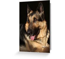 Handsome Guy Greeting Card