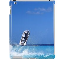 flying to the sky iPad Case/Skin