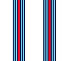 Martini double stripe by HNRYdesign