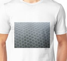 """What do honeybees do?"" Back Cover ""Brand new beeswax"" Unisex T-Shirt"