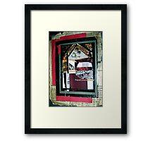 icon / education Framed Print