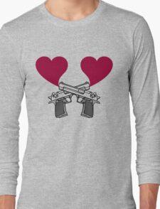 Love Guns! Long Sleeve T-Shirt
