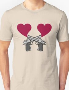 Love Guns! Unisex T-Shirt