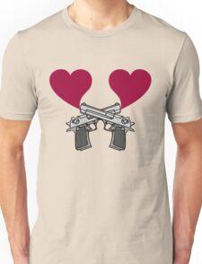 Love Guns! Unisex T-Shirt