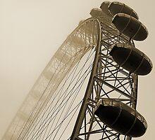 London Eye by Kim Jackman