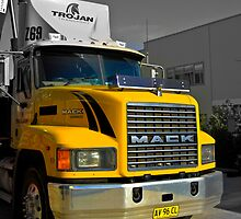 Mack by Warren. A. Williams