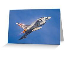 RAF 29 Squadron Special Greeting Card