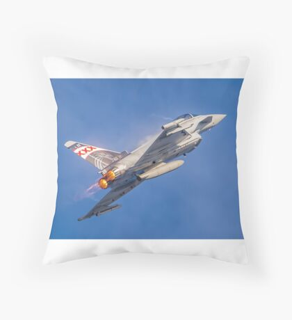RAF 29 Squadron Special Throw Pillow