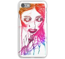 Ink Girl 2 iPhone Case/Skin