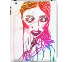 Ink Girl 2 iPad Case/Skin