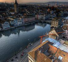 Zürich by peterwey