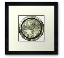 Discrowned by Nature Framed Print