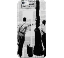 8th ave.  iPhone Case/Skin